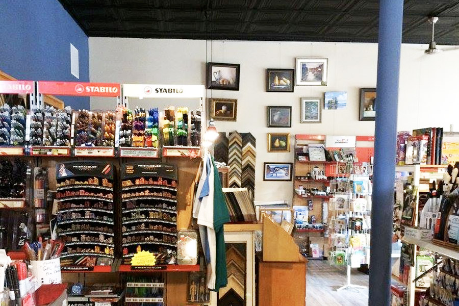 Art Supplies in Penfield, NY | The Art Stop LLC